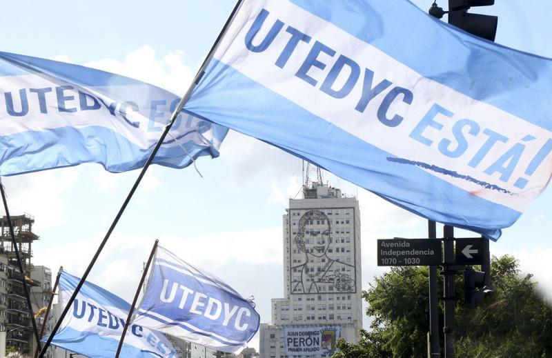 UTEDYC adelantó la paritaria y cerró un aumento de 20% por seis meses