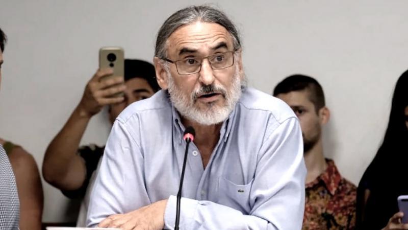 Basterra: No podemos aceptar que se nos ubique en una posición anticampo