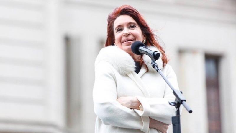 Cristina Kirchner: Los derechos universales siempre dan resultado