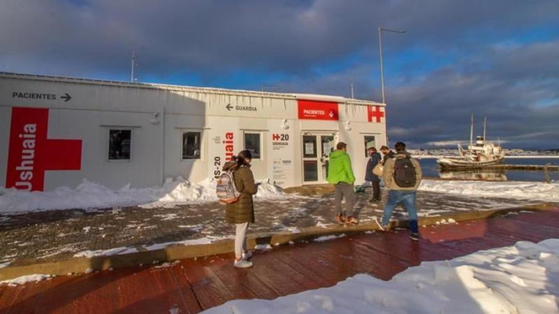 Tierra del Fuego ya vacunó a la totalidad de la población objetivo