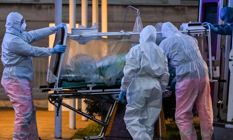Otras 503 personas murieron y 10.180 fueron reportadas con coronavirus