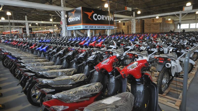En agosto se patentaron más de 35 mil motos, con un crecimiento interanual del 32,2%