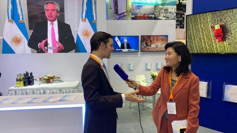 La Argentina participa en Beijing de la feria de servicios más importante el mundo