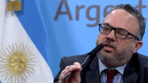 Kulfas criticó a la UIA no reconocer salvataje industrial en medio de pandemia