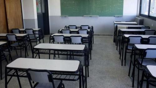 Suspenden las clases presenciales por el frío en San Luis